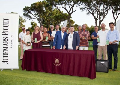 AUDEMARS PIGUET GOLF TROPHY 2014 (6)