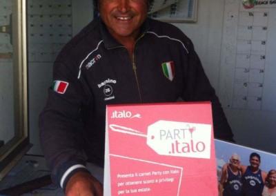 Party con Italo 2014