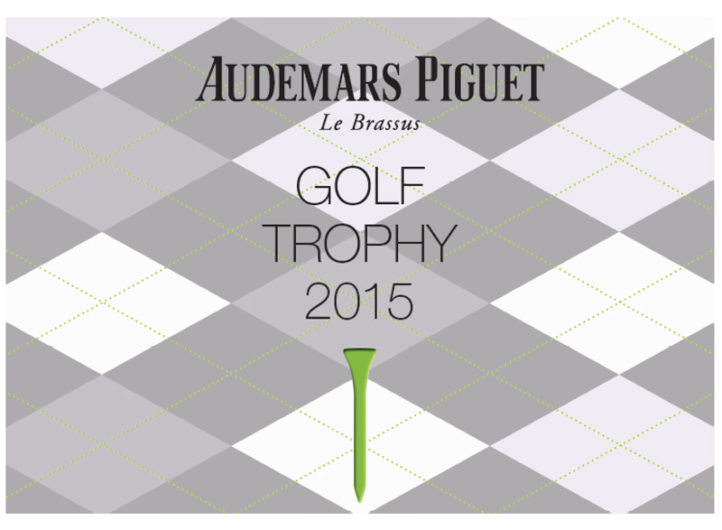 Audemars Piguet Golf Trophy 2015