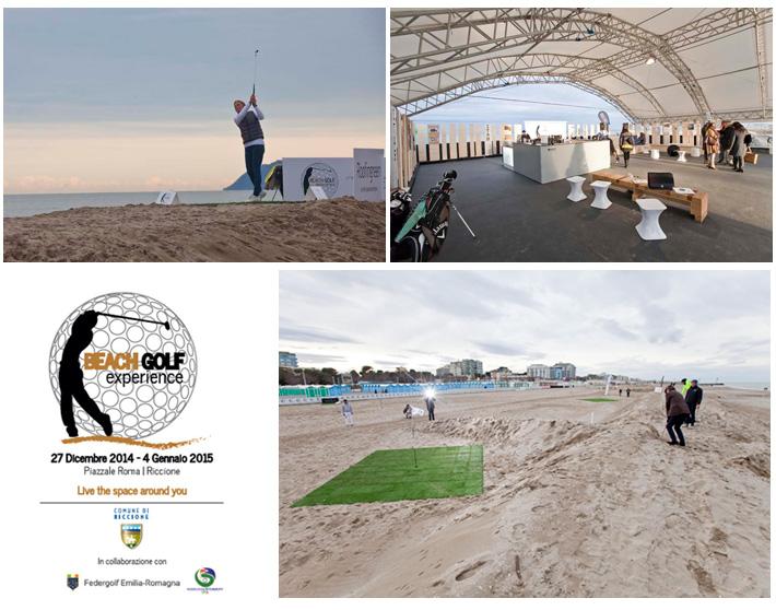 Beach Golf Experience - Riccione