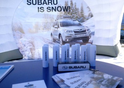 SUBARU SNOW TOUR