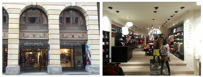 Napapijri Store Berlino