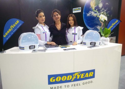 Goodyear - Transpotec Logitech