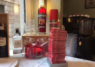 Campari City Map Milano