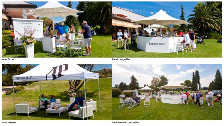 Audemars Piguet Golf Trophy 2015: Golf Village