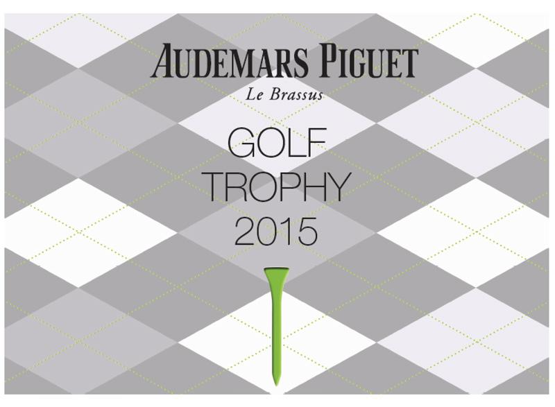 Audemars Piguet Golf Trophy 2015