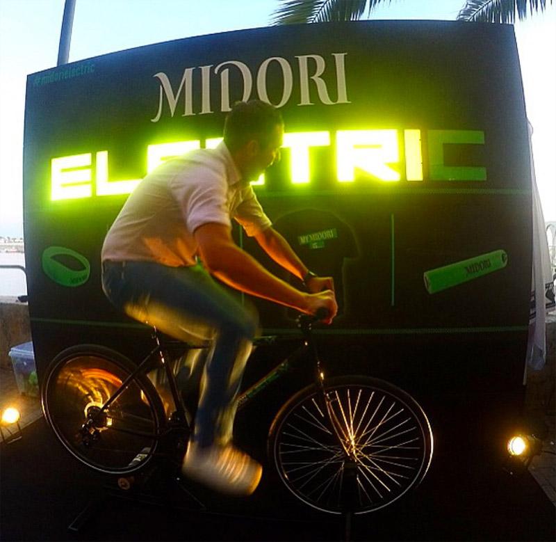 Midori Bike Competition