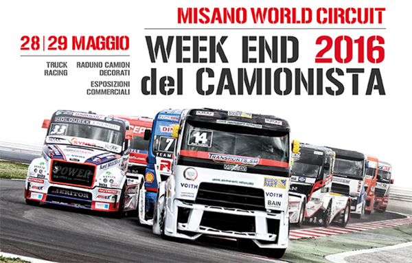 Misano Week end del camionista