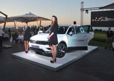 Preview Nuova Tiguan