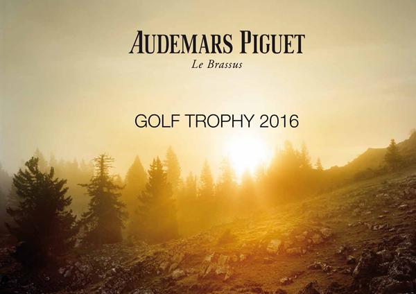 Audemars Piguet Golf Trophy 2016