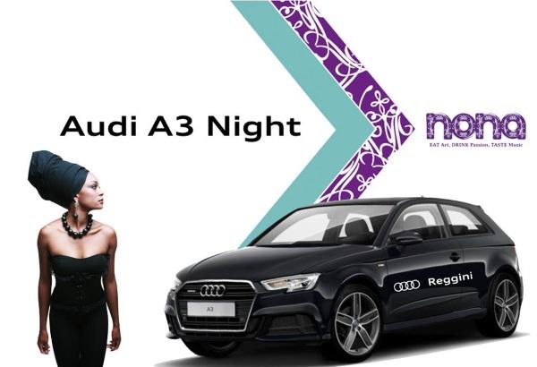 Audi A3 Night