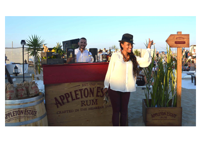 APPLETON ESTATE SHOW DRINK TOUR
