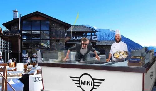MINI Countryman: chef_dj