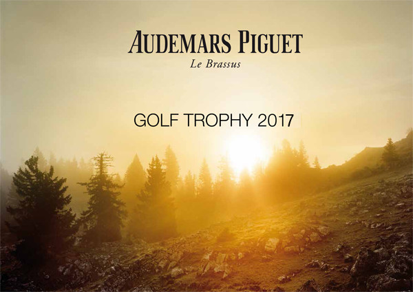Audemars Piguet Golf Trophy 2017