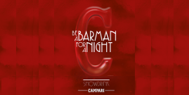Be a Barman for a Night – Campari Tour