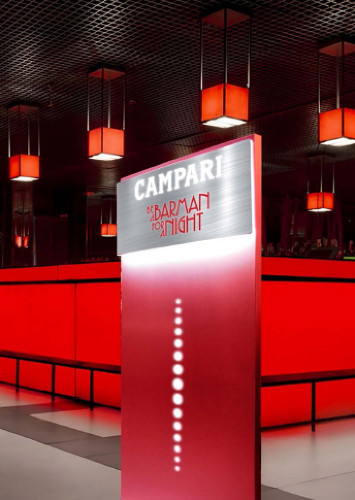 Campari: Be a barman for a night