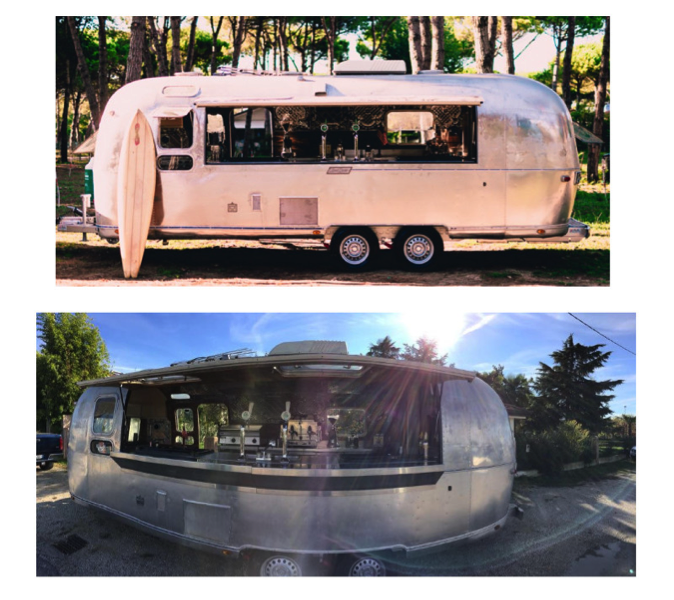 Wiko Summer Tour: airstream