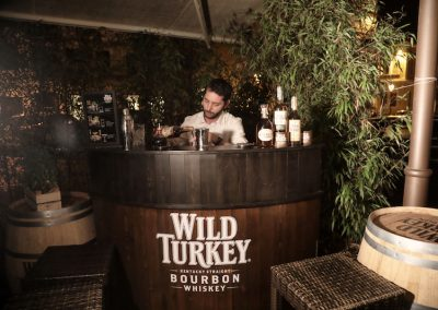 WILD TURKEY TOUR