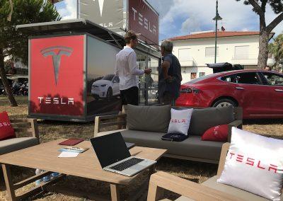 Tesla Summer Tour