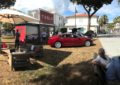 Tesla Summer Tour