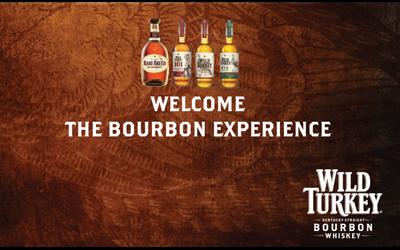 WILD TURKEY bourbon experience 2018