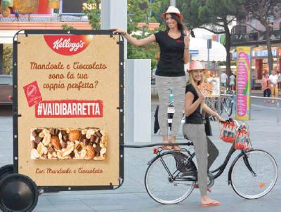 Kellogg's Bike #vaidibarretta
