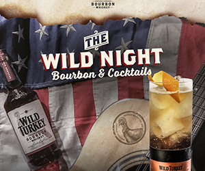 "Wild Turkey ""Into the Wild"""