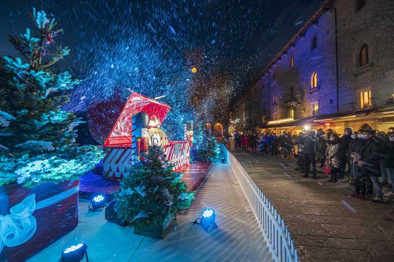 San Marino Natale delle Meraviglie Ph©FPF/Filippo Pruccoli
