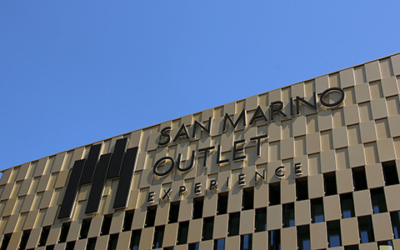 """SAN MARINO OUTLET EXPERIENCE """"OPENING"""""""